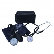 Esfigmomanômetro com Estetoscópio - Adulto