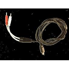 CABO Y MINI USB BANANINHA 1.60 COD 80250