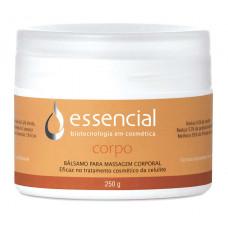 Bálsamo para massagem corporal  - Eficaz no tratamento de celulite