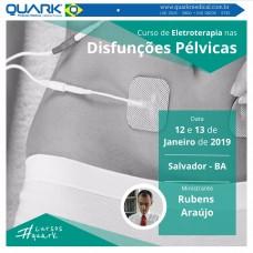 Curso - Eletroterapia nas Disfunções Pélvicas (Salvador -BA)