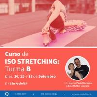 Curso - Iso Stretching (Turma B - São Paulo)