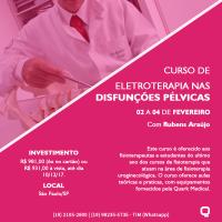 Curso de Eletroterapia nas Disfunções Pélvicas