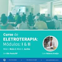 Curso -  Eletroterapia: Módulos I & II