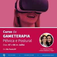Curso de Gameterapia Pélvica e Postural