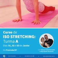 Curso - Iso Stretching (Turma A - Piracicaba)